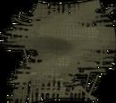 Tattered cloth