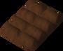 Chocolate bar detail