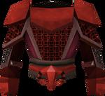 Dragon chainbody detail