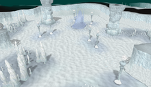 Ice queen lair