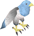 Saradomin bird pet.png