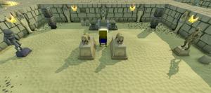 Jaldraocht Altar