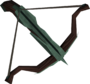 Off-hand adamant crossbow detail