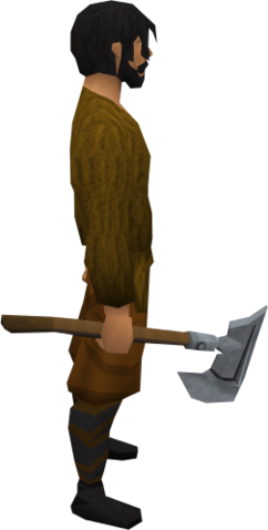 File:Steel hatchet equipped.png