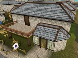 Blue Moon Inn exterior