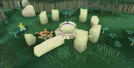 Cosmic altar old