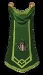 Farming master cape detail