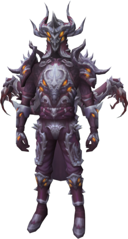 File:Grotesque Armour (tier 2) equipped.png