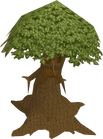 Spirit tree old