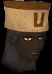 Villager hat (brown) chathead