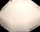 White bead detail