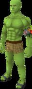 Brassica prime green skin equipped