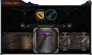 Dungeoneering toolbelt tools