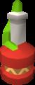 Erzille potion (unf) detail