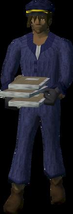 Locker officer