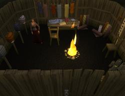 Miscellanian Clothes Shop interior