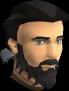 Servant hat chathead (male)