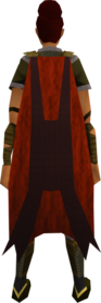 Team-42 cape equipped