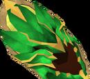 Dragonfire deflector