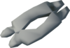 Polished basilisk bone detail