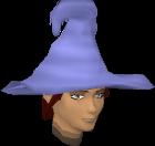 Blue hat chathead