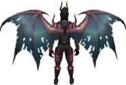 Fallen Nihil Wings equipped