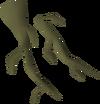 Magic roots detail