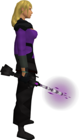 Seismic wand (shadow) equipped