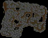 Underground pass failed rope dungeon map