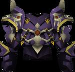 Dragonbone platebody detail