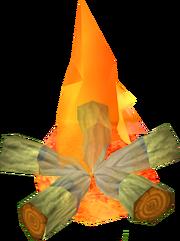 Mahogany Fire