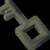 Key (Olaf's Quest, square) detail