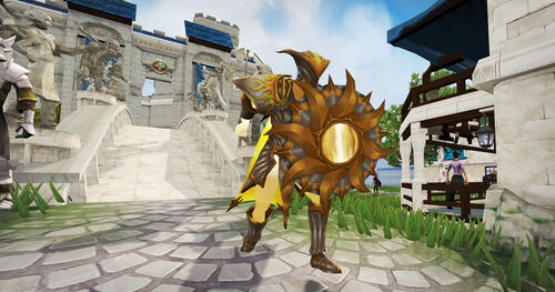 Sunfury Armour news image