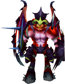Butcher demon