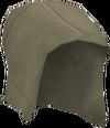 Construction hood detail