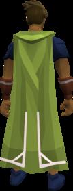 Milestone cape (20) equipped