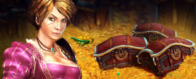 Treasure Hunter update post header
