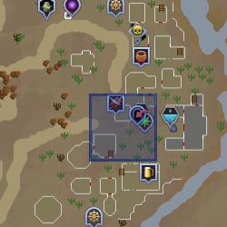 Blackjack seller location