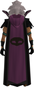 Retro hooded thieving cape (t) equipped