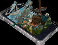 RuneScape Mobile promo