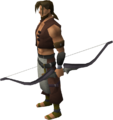 Tangle gum longbow equipped.png