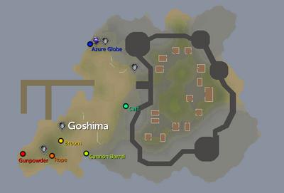 Damage Control map