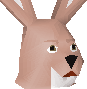 Easter Bunny 2006 chathead