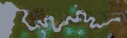 Isafdar river map