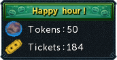 Spring Fayre (Happy Hour) interface