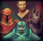 Damis, Fareed, Kamil & Dessous icon.png
