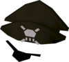 Hat and eyepatch detail