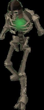 Undead One (Skeletal)
