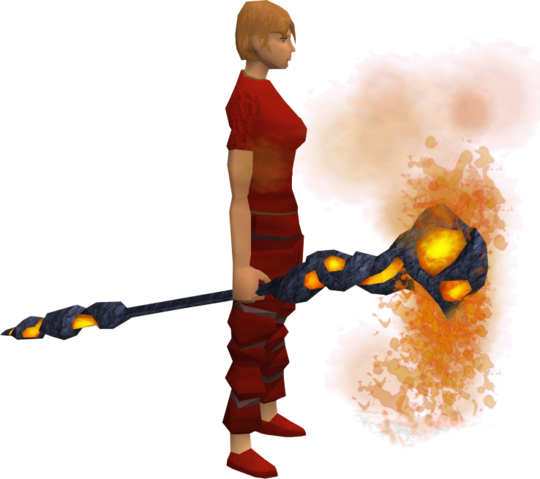 File:Lava battlestaff equipped.png