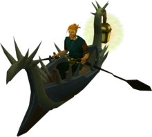 Boat (2015 Hallowe'en event) equipped